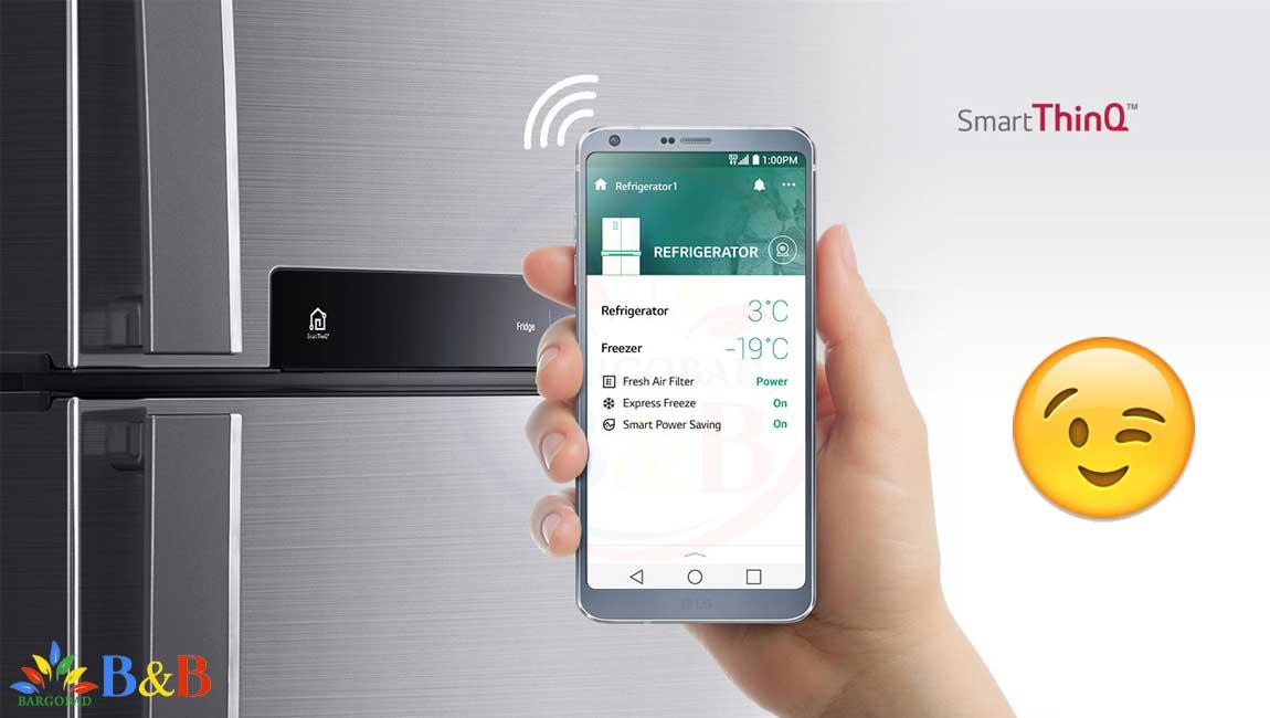 کنترل هوشمند Smart ThinQ