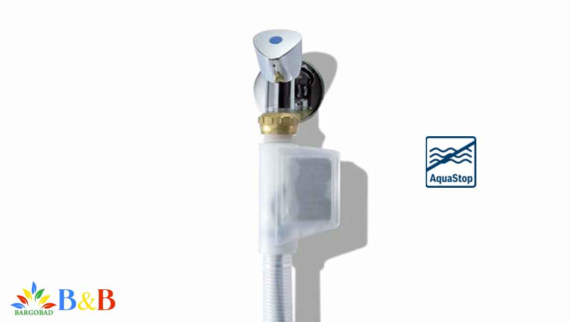 سیستم AquaStop در ماشین ظرفشویی 13 نفره 88TI30M بوش