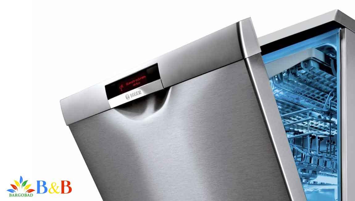 درب اتوماتیک ظرفشویی بوش SMS67MI02T
