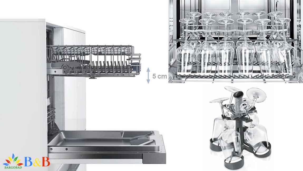 طراحی و دیزاین ماشین ظرفشویی بوش 88TI36E