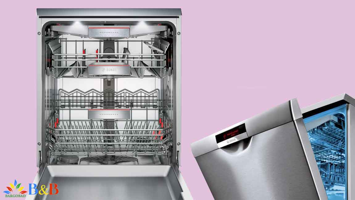 سبدهای Vario ماشین ظرفشویی 13 نفره بوش 88TI36E