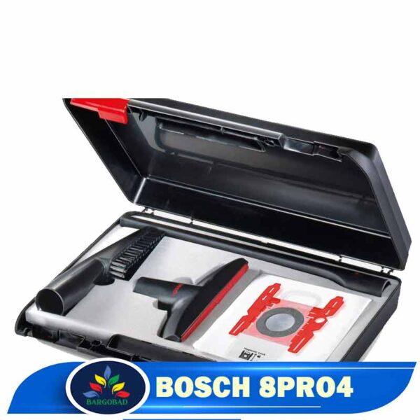 ابزار جاروبرقی کمپرسوری بوش8pro4