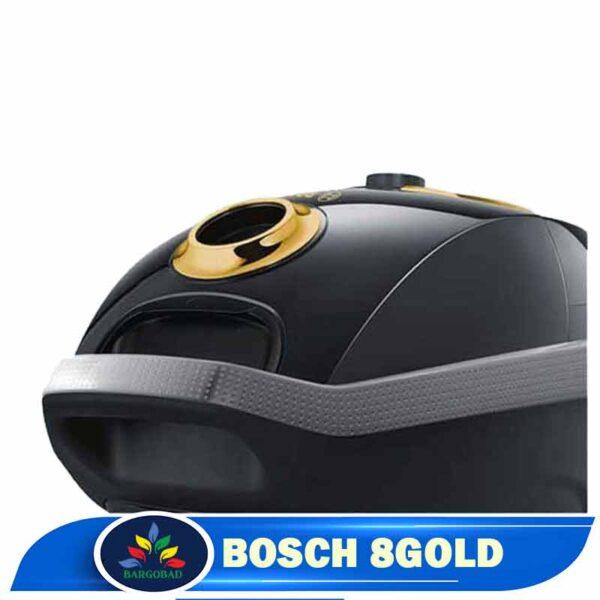 نمای دیگر جاروبرقی کیسه ایی بوش 8gold