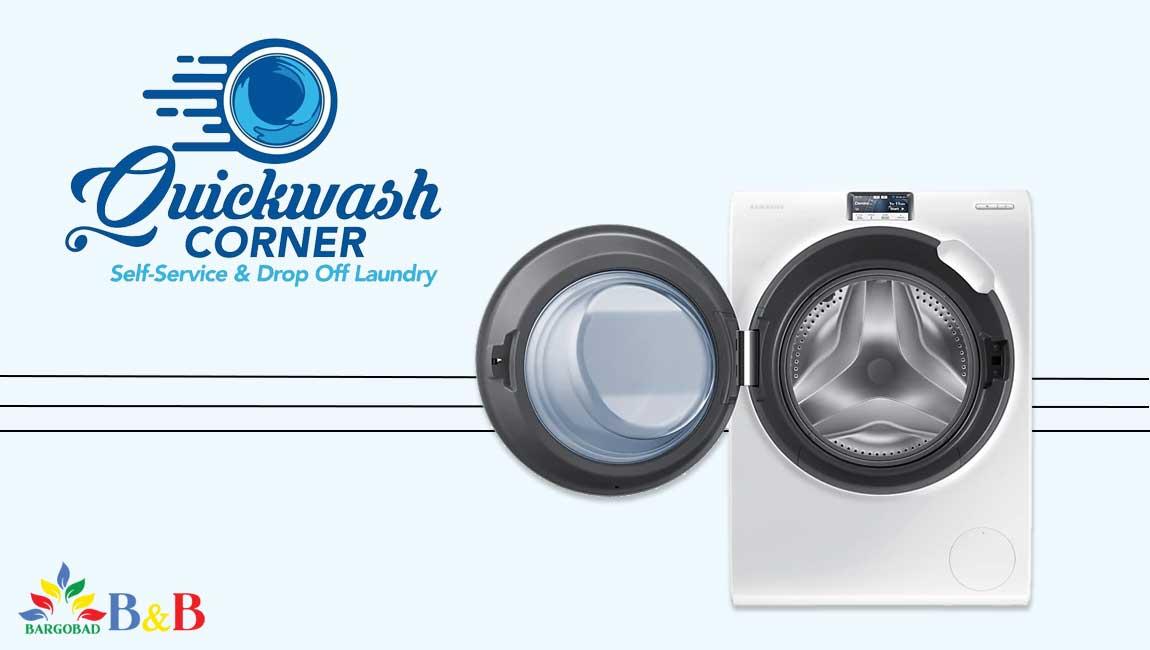 شست و شوی سریع یا Quick Wash
