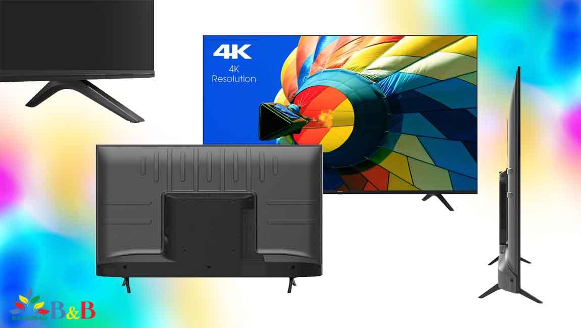 طراحی تلویزیون هایسنس A7100