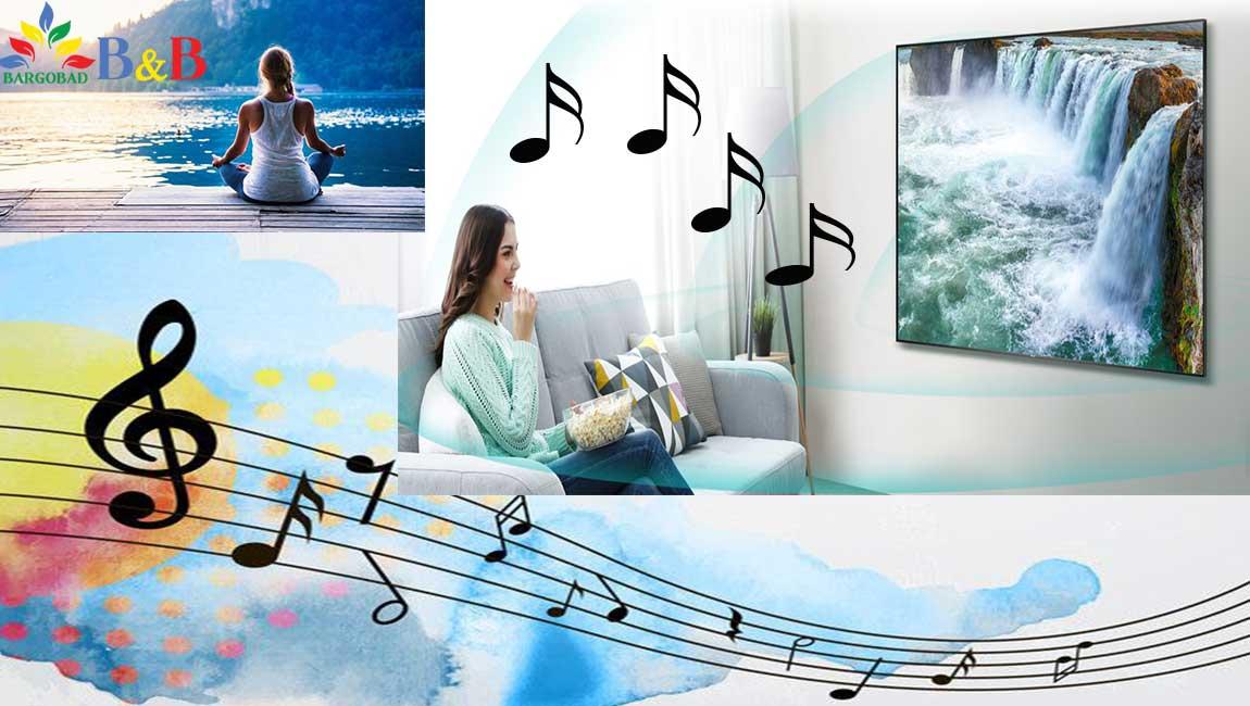 سیستم صوتی تلویزیون هایسنس A7500