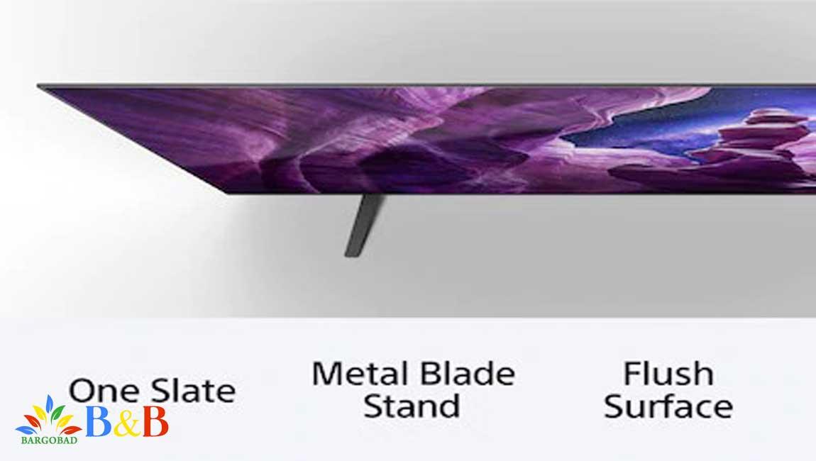طراحی تلویزیون سونی A8H