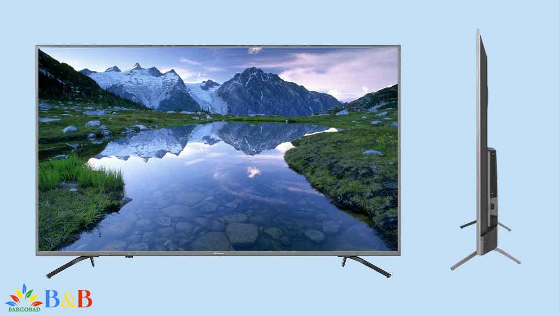 تلویزیون 58 اینچ هایسنس B7200