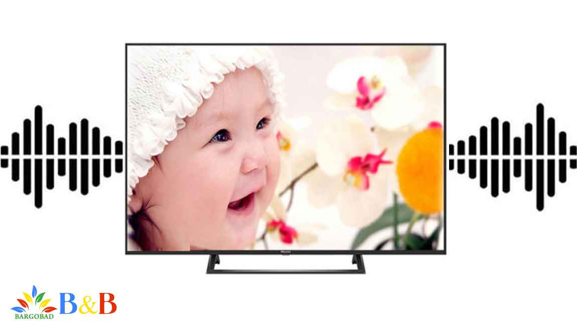 سیستم صوتی تلویزیون 65 اینچ فورکی هایسنس