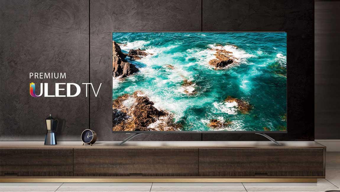 مقدمه ی تلویزیون هایسنس B8000
