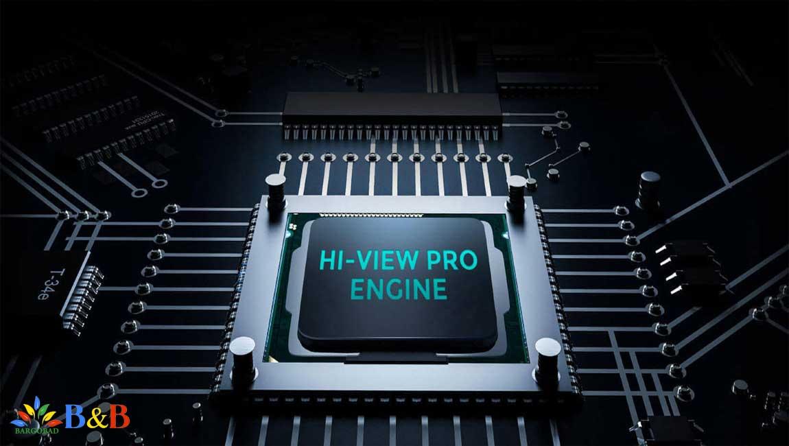 پردازنده ی تلویزیون هایسنس B8000