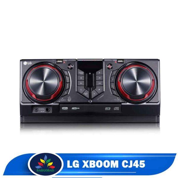 سیستم صوتی ال جی CJ45