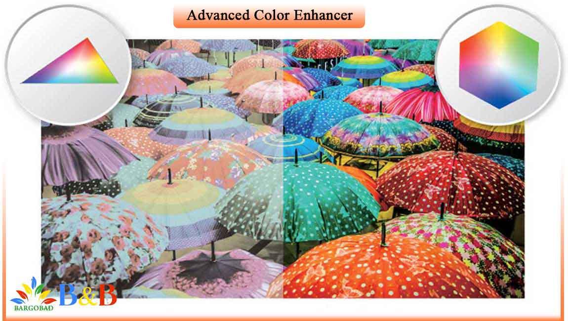 رنگ بندی تصاویر تلویزیون 65 اینچ اولد ال جی CX
