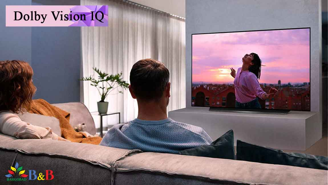 فناوری دالبی ویژن در تلویزیون CX
