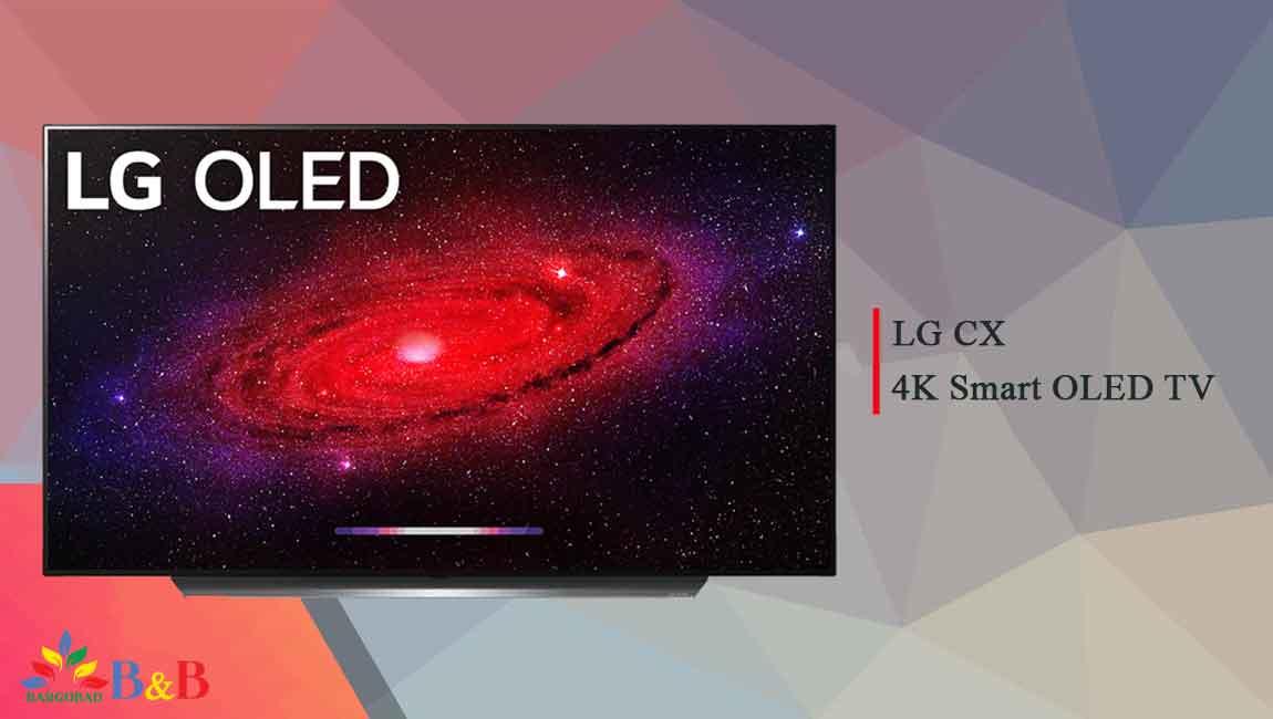 معرفی تلویزیون CX