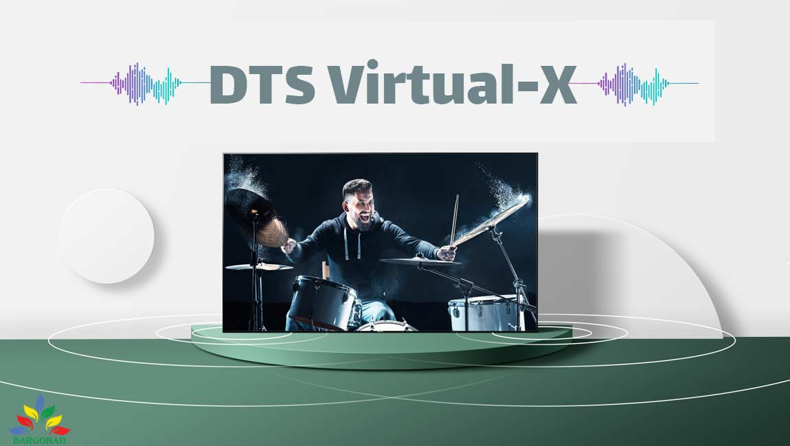 فناوری DTS Virtual-X در تلویزیون هایسنس U7WF