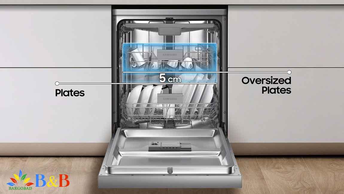 طراحی داخلی ظرفشویی سامسونگ 5050