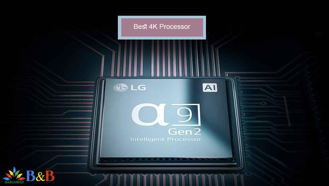 پردازنده ی تلویزیون ال جی E9