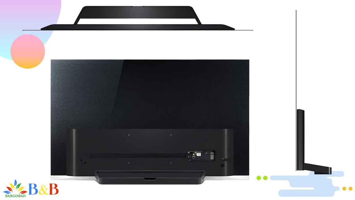 طراحی تلویزیون ال جی E9