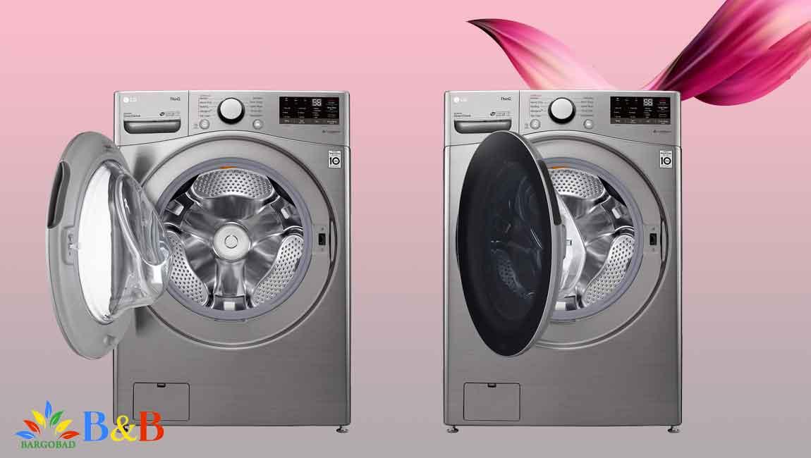 طراحی ماشین لباسشویی ال جی F3L2
