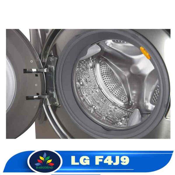 درام ماشین لباسشویی 10.5 کیلو ال جی J9