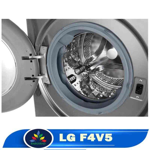 درام لباسشویی ال جی F4V5