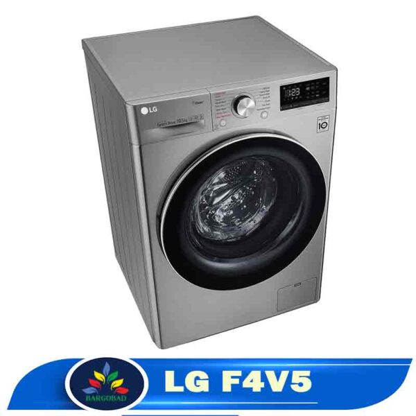 ماشین لباسشویی 10.5 کیلو ال جی F4V5