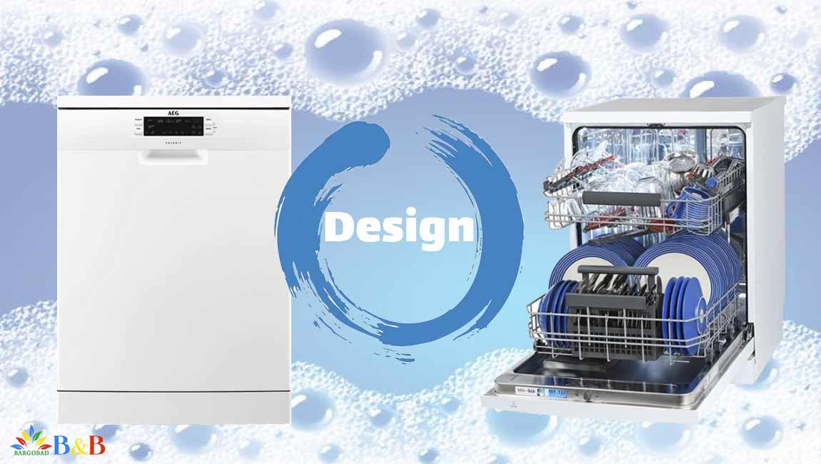 طراحی ماشین ظرفشویی آاگ 62620
