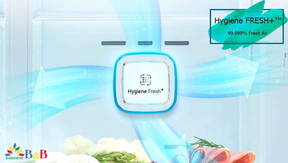 فیلتر بهداشتی یخچال J337