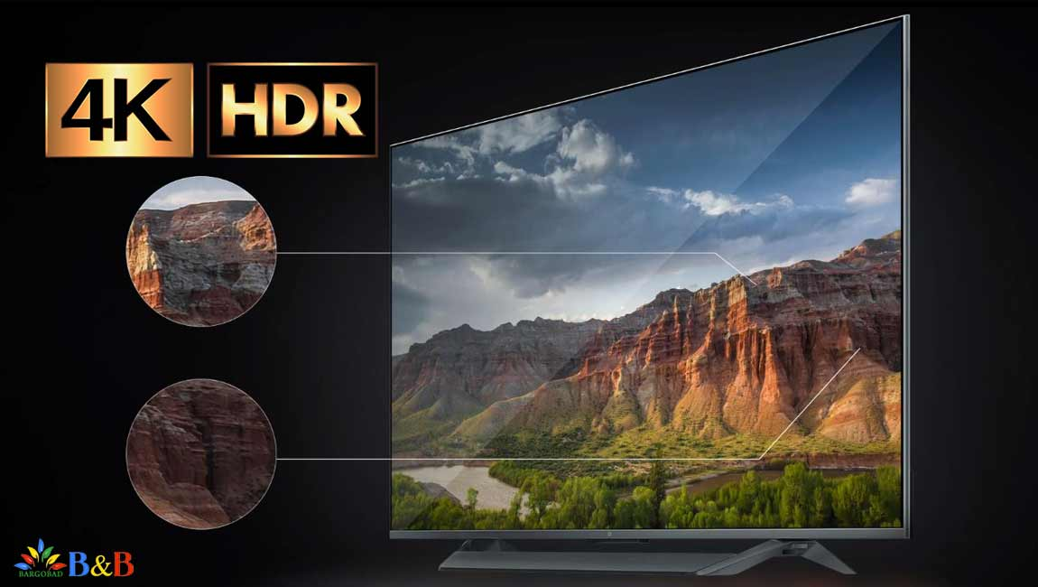 قابلیت HDR در شیائومی مدل Mi TV Q1