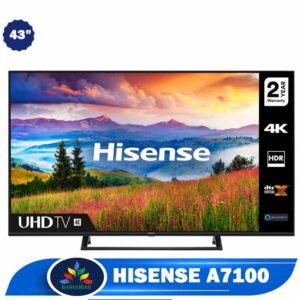 تلویزیون 43 اینچ هایسنس A7500