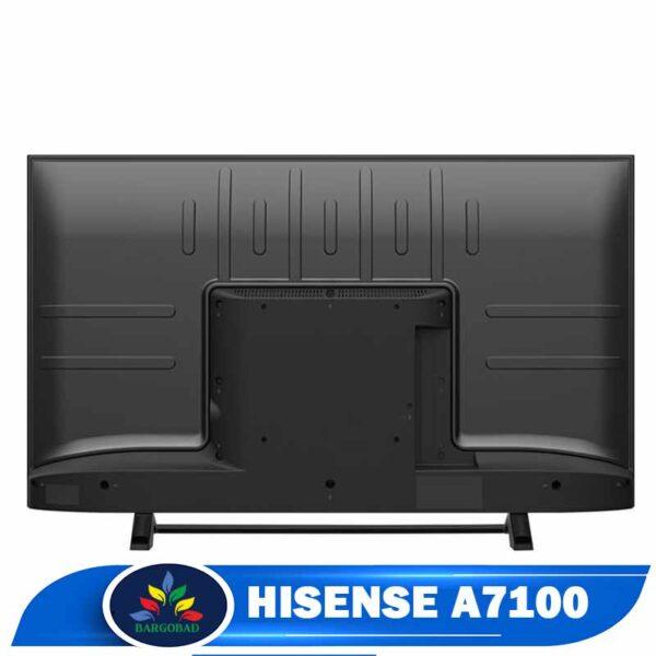 نمای پشت تلویزیون هایسنس A7300 مدل 2020