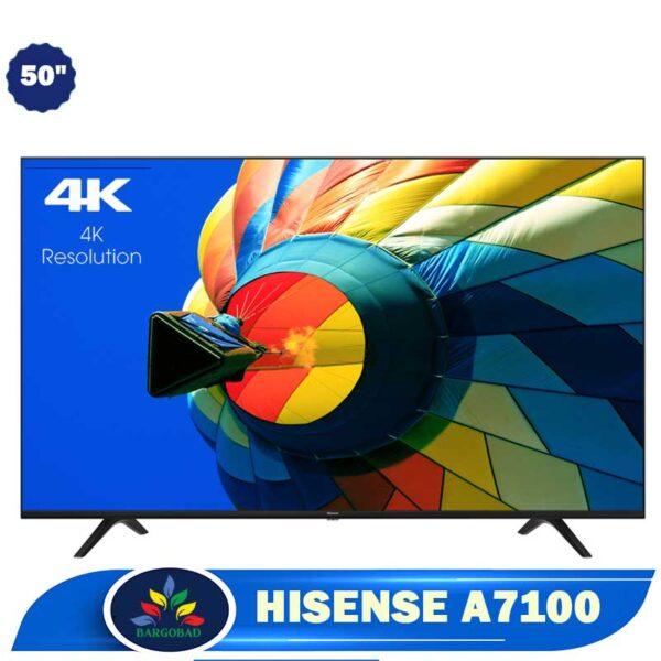 تلویزیون 50 اینچ هایسنس A7100