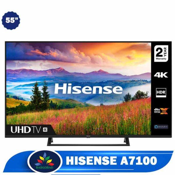 تلویزیون هایسنس 55 اینچ A7300