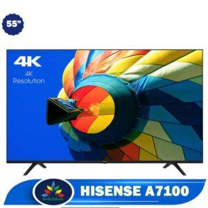تلویزیون 55 اینچ هایسنس A7100