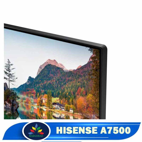 فریم تلویزیون هایسنس A7500