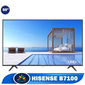 تلویزیون هایسنس 50B7100