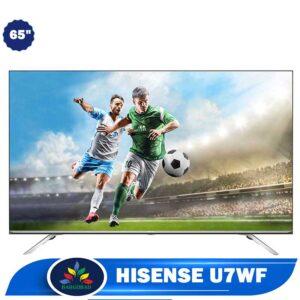 تلویزیون 65 اینچ هایسنس U7WF