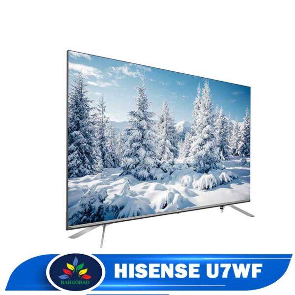 تلویزیون هایسنس U7WF