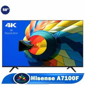 تلویزیون 58 اینچ هایسنس A7100F