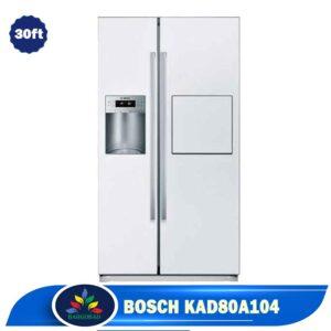 یخچال ساید بای ساید بوش KAD80A104