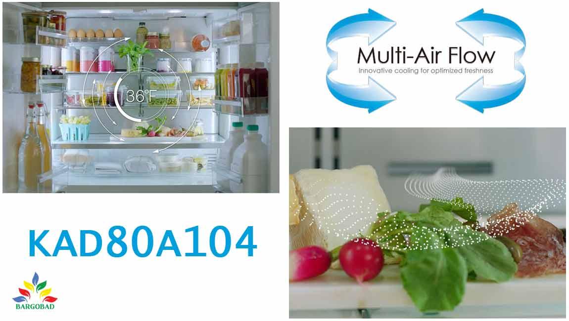 جریان هوای چندگانه Multi air flow