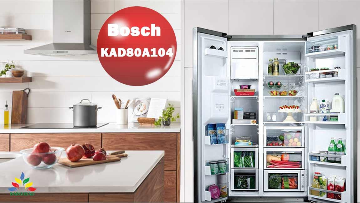 خرید یخچال بوش KAD80A104