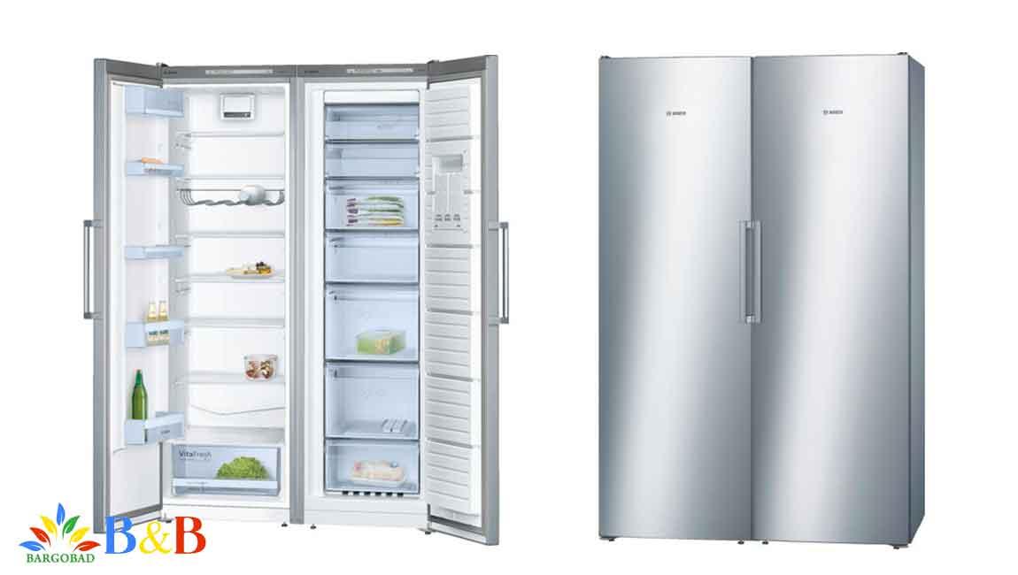 طراحی یخچال بوش KSV36VL30