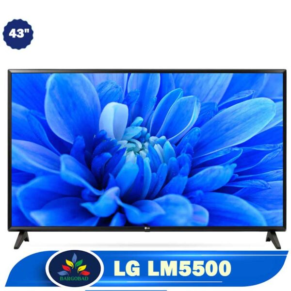 تلویزیون 43 اینچ ال جی LM5500