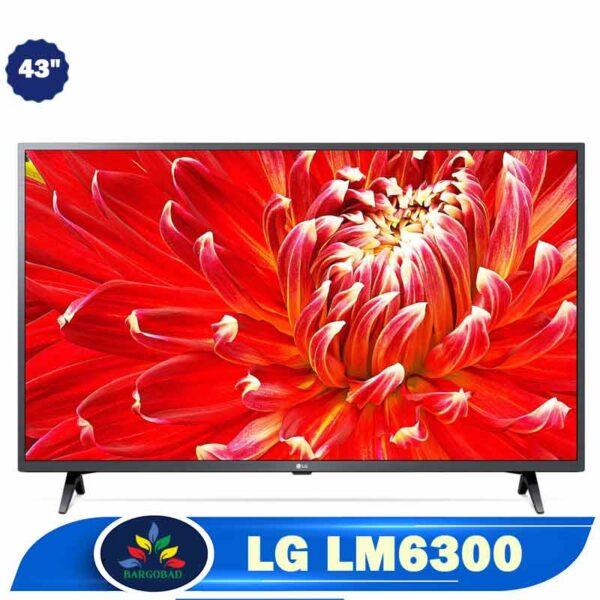 تلويزيون 43 اینچ ال جی LM6300 فول اچ دی 43LM6300