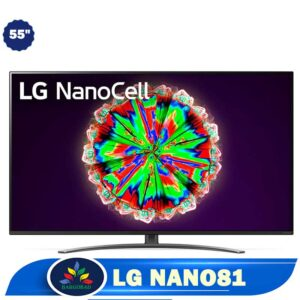 تلویزیون ال جی NANO81 مدل 2020