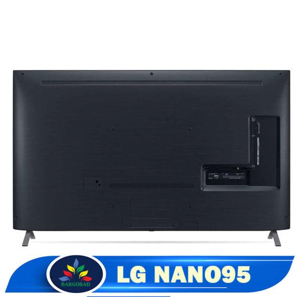 نمای پشت تلویزیون NANO95 مدل 2020