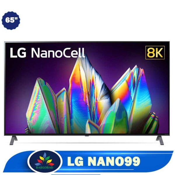 تلویزیون 65 اینچ نانوسل ال جی مدل 2020 NANO99