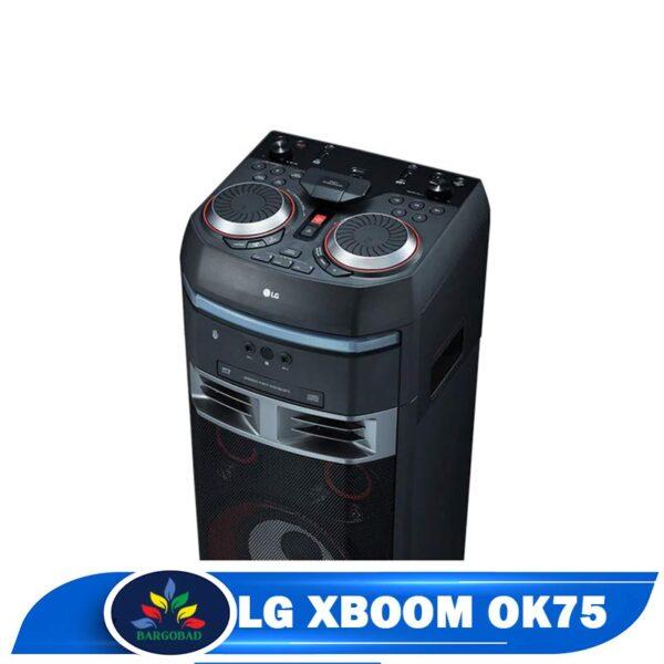 سیستم صوتی ال جی XBOM OK75